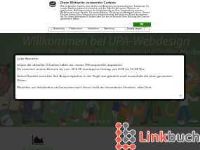 Vorschau auf Ihre Agentur für Webdesign und Online-Marketing › UPA-Webdesign