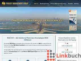 Firmengründung Dubai RAK Offshore
