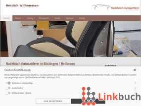 Vorschau auf Autosattlerei - Innenausstattung, Cabrio Verdeck und Motorrad