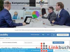 Vorschau auf SEO96 - Kompetenzagentur Hannover