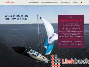OXLEY Sails - Selbststabilisierende Segel