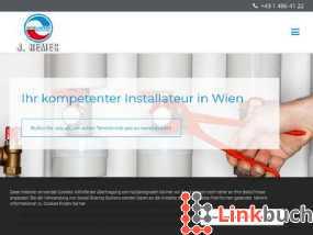 Vorschau auf J.Remes Gas - Wasser - Heizung - Ihr kompetenter Installateur in Wien