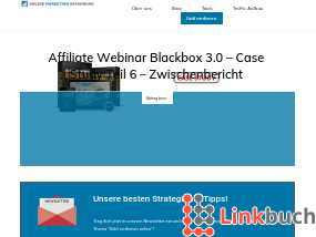 Online Marketing Erfahrung Blog
