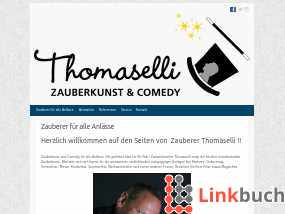 Eventzauberer Thomaselli