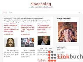 Vorschau auf Spassblog - alles was Spass macht | Kostenlos Spass haben