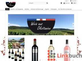 Vorschau auf Wein aus Okzitanien