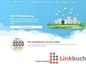 Webhosting, Domains und Cloud von lima-city