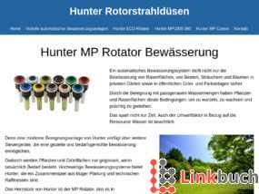 Vorschau auf Hunter MP Rotator Düsen für die Gartenbewässerung