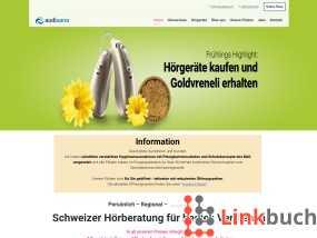 Vorschau auf Hörgeräte Audisana GmbH