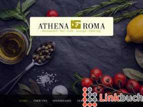 Vorschau auf Athena Roma - Griechische und italienische Spezialitäten in Berlin