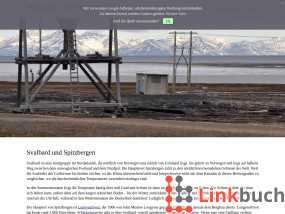 Svalbard und Spitzbergen – ein Ausflug in die Arktis