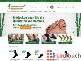 Bambussocken-Shop GmbH
