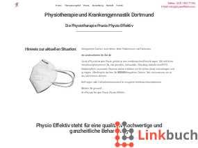 Physiotherapie Praxis Physio Effektiv