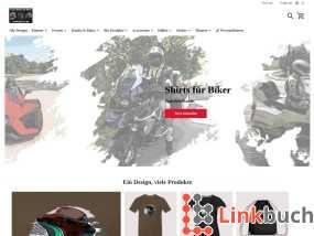 T-Shirts für Motorradfahrer