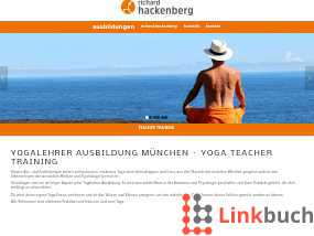 Yoga Teacher Training München
