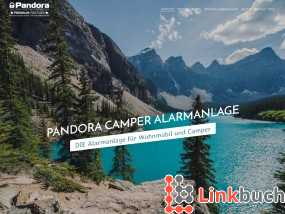Pandora Alarmanlagen Wohnmobil Camper