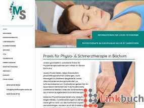 Vorschau auf Praxis für Physio- & Schmerztherapie in Bochum