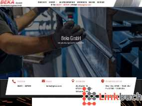 Vorschau auf BEKA GmbH Verarbeitungstechnik