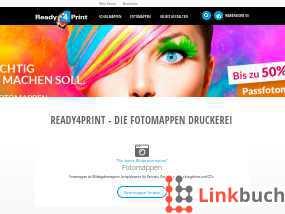 Vorschau auf Fotomappen drucken lassen | Ready4Print Online Druckerei