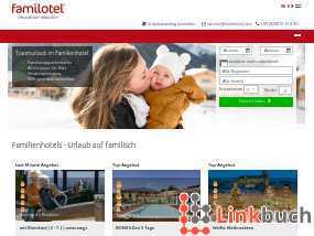 Vorschau auf Familienhotels für die ganze Familie