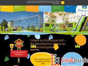 Vorschau auf 4* Familienhotel Feldberger Hof | Familienurlaub im Schwarzwald