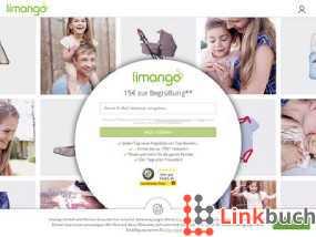 Vorschau auf Limango - Dein Shoppingclub für Kinderschuhe, Kindermode & mehr