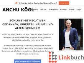 Vorschau auf Anchu Kögl: Mindset, Positiv Denken & Selbstdisziplin