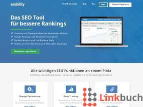 Vorschau auf Seobility | Das SEO Tool für Onpage Optimierung