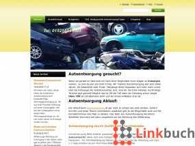 Vorschau auf Motorrad Gabelstapler und Autoentsorgung