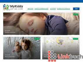 MyKiddy: Babyblog & Kindblog